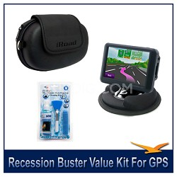 Recession Buster Value Kit For GPS