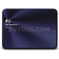 3TB My Passport Ultra Metal Edition Portable External Hard Drive