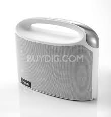 HL2021A Boom Box - Retail Packaging - White - OPEN BOX
