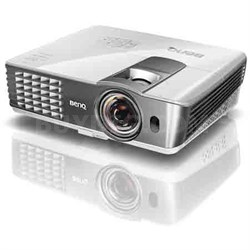 HT1085ST 1080P 2,200 ANSI Lumen 3D Full HD Short Throw Projector - Refurbished