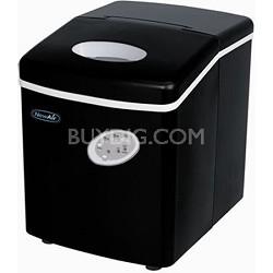 AI-100BK Portable Ice Maker (Black)