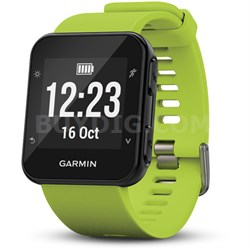 Forerunner 35 GPS Running Watch & Activity Tracker - Limelight