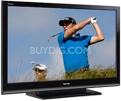 40XV645U - 40 inch High-definition 1080p 120Hz LCD TV