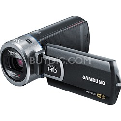 HMX-QF20BN HD Wi-Fi Camcorder with 20x Zoom (Black)