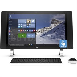 ENVY 27-p041 TouchSmart All-In-One Desktop PC - Intel i5-6400T - Refurbished
