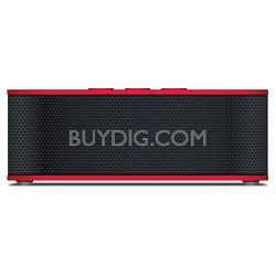 SoundBrick Plus NFC Bluetooth Portable Wireless Stereo Speaker - Red