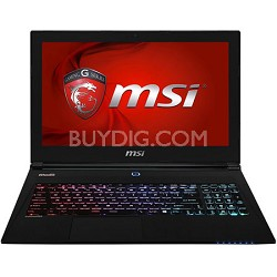 GS60 Ghost Pro-4K-605 Intel Core i7-5500HQ 15.6-Inch Laptop