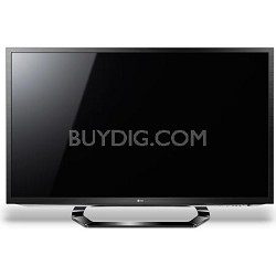 "65LM6200 65"" Cinema 3D 1080p 120 Hz LED HDTV with Smart TV"