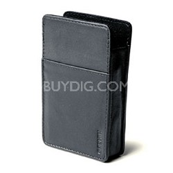 Black Leather Carrying Case 0101082301 for Nuvi 200W & 600/700/800 series