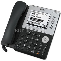 Syn248 Corded Deskset Phone System for use with SB35010 Analog Gateway - SB35031