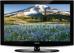 "LN22A450 - 22"" High-definition LCD TV (Black)"