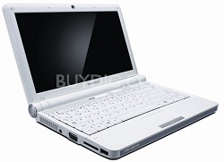 "IdeaPad S10-1208UW 10.2"" Netbook PC (White)"