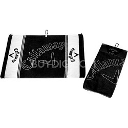 5411000 Player's Cleaning Towel - Black