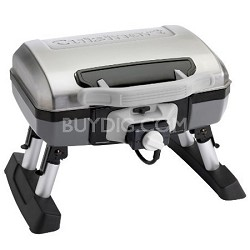 Portable Electric Grill - CEG-980T - OPEN BOX