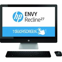 "ENVY Recline TouchSmart 27"" 27-k350 All-In-One PC - Intel Core i5-4570T Proc."