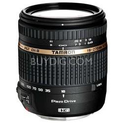 18-270mm f/3.5-6.3 Di II VC PZD Aspherical Canon DSLR - OPEN BOX