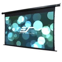 "125"" Tensioned Electric Screen"