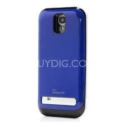 Battery Case for Galaxy S4 - Blue