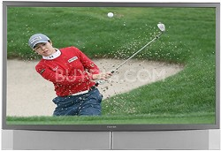 "72HM195 - 72"" 1080p HD DLP Rear Projection TV w/ Integrated HD Tuner/CableCard"
