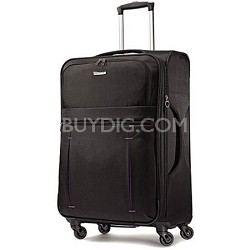 Savor Spinner 21 Exp. Suitcase - Licorice