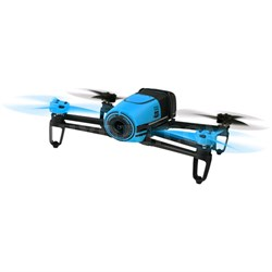 BeBop Drone 14 MP Full HD 1080p Fisheye Camera Quadcopter (Blue) - OPEN BOX
