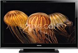 "46XV645U - 46"" REGZA High-definition 1080p 120Hz LCD TV"
