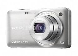 Cyber-shot DSC-WX5 Digital Camera (Silver)