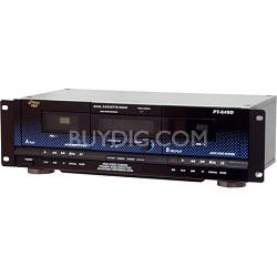 Home PT649D Dual Cassette Deck