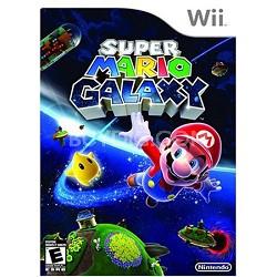Wii Super Mario Galaxy