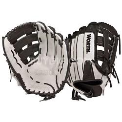 Legit Series 13.5-inch Slowpitch Softball Glove (Left-Hand Throw)