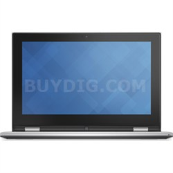 "Inspiron 11 11.6"" Touch HD i3000-12099GLD 128GB Intel Pentium N3700 Notebook PC"