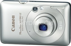 Powershot SD780 IS 12MP Digital ELPH Camera (Silver)