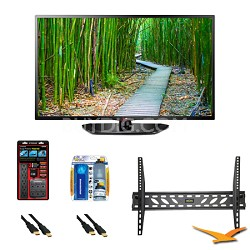 42LN5300 42-Inch 1080p 600Hz Direct LED HDTV Mount Bundle