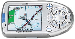 Roadmate 800 Portable car GPS Navigation System w/ MP3/Photo Viewer