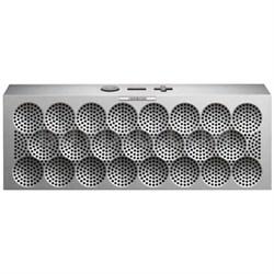 MINI JAMBOX Wireless Bluetooth Speaker - Silver Dot - OPEN BOX