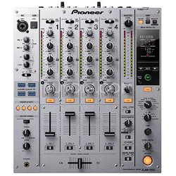 Multi Channel DJ Mixer - Silver - DJM-850-S - OPEN BOX