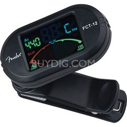 FCT-012 Color Clip-On Tuner