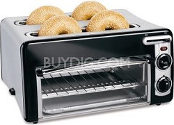 24708 Toastation 4-Slice Toaster and Oven