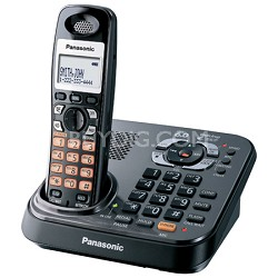 KX-TG9341T DECT 6.0 Expandable Digital Cordless Phone