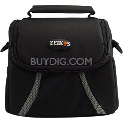 Compact Deluxe Gadget Bag for Cameras/Camcorders