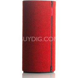 LT-032-WW-1101 Zipp Speaker Cover - Raspberry Red