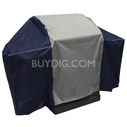 "65"" Grill Cover, Coastal Blue"
