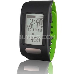 C300 Move Watch Black/Green