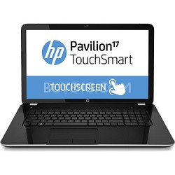 "Pavilion TouchSmart 17.3"" 17-e150us Notebook - AMD Elite Quad-Core A8-5550M Proc"