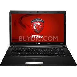 """G Series GE40 2OC-008US 14.0"""" HD+ Notebook PC - Intel Core i7-4702MQ Processor"""