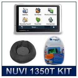 nuvi 1350T North America City Navigator GPS with Mount