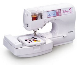 Computerized Sewing & Embroidery Machine SE270D