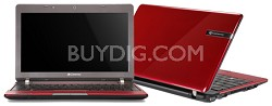 EC1433U 2GB/250/11.6 NOTEBOOK RED