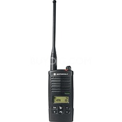 RDU4160D On-Site 16 Channel UHF Water-Resistant Two-Way Business Radio - Black