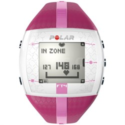 FT4 Heart Rate Monitor - Purple/Pink (90042864) - OPEN BOX